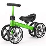 NBgycheche Triciclo Trike Triciclo Andador Sin Pedal de la Bicicleta del Triciclo Montar Juguetes for niños de Tres Ruedas de Bicicleta de Equilibrio Vespa Caminante del bebé de Bicicletas portátiles