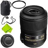 Nikon AF-S DX Micro NIKKOR 85mm f/3.5G ED VR Lens...