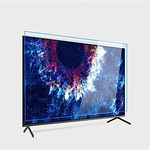 Panel Protector De Pantalla De TV De Filtro De Luz Anti Azul para 32-75 Pulgadas LCD, LED, OLED & QLED 4K HDTV Material De Acrílico, A Prueba De Explosiones
