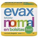 Evax Salvaslip Perfumado Normal Protegeslips - 20 unidades