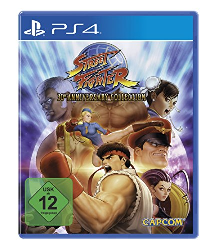 Street Fighter - 30th Anniversary Collection