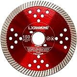 LXDIAMOND Disco de corte de diamante de 150 mm para hormigón, mampostería, universal, apto para Bepo FFS 150 151, fresadora de montaje, fresadora de ventana, cortadora de juntas de ventanas, 150 mm