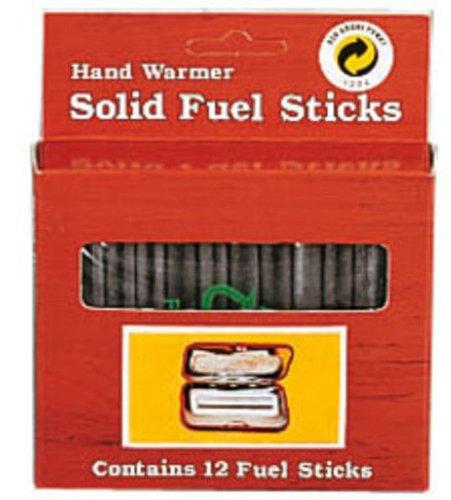 Kohlestäbchen für Handwärmer