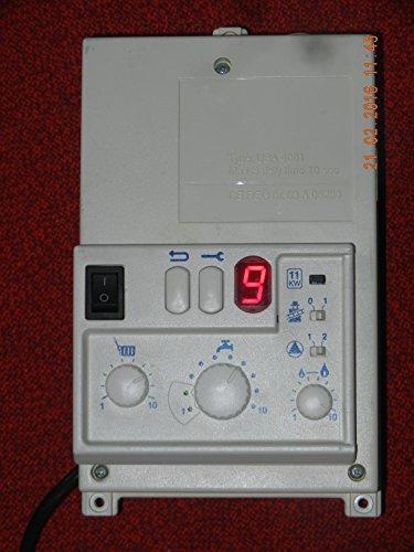 Sieger Universeller Brennerautomat UBA 4001