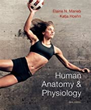 Human Anatomy & Physiology (9th Edition) (Edition 9) by Marieb, Elaine N., Hoehn, Katja [Hardcover(2012£©]