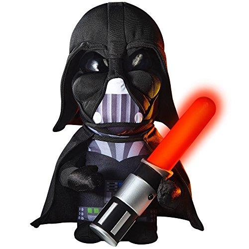 TW24 Star Wars Nachtlicht - Nachtlampe - Plüschfigur mit Nachtlicht - Spielzeug Star Wars - GoGlow Pal mit Modellauswahl (Darth Vader)