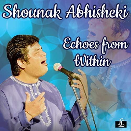 Shounak Abhisheki, Mangesh Mulye & Sudhir Nayak