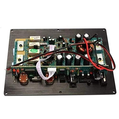 HYY-YY 200 W 12 V HiFi subwoofer puede ajustar volumen de salida Amplificador Junta de alta potencia Subwoofer Amplificador Módulo de experimentos científicos