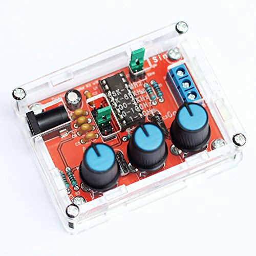 Amazon - XR2206 Function Signal Generator DIY Kit