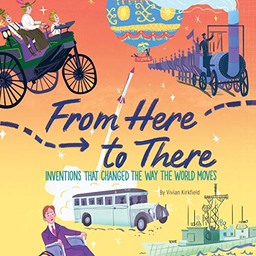 From Here to There cover art