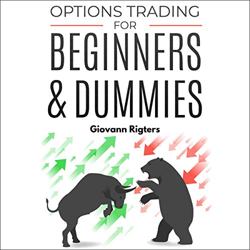 Options Trading for Beginners and Dummies Titelbild