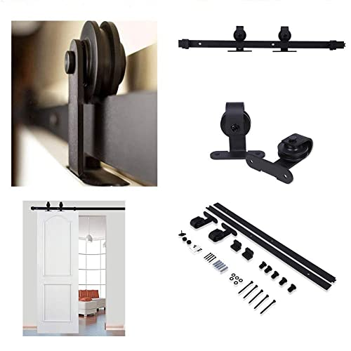 Sliding Barn Door Track: Amazon co uk