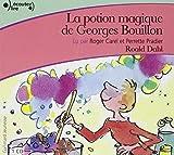 La Potion Magique de Georges Bouillon Livre audio - Gallimard Jeunesse - 18/03/2004