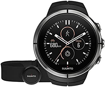 Suunto Spartan Ultra Watch with Chest Heart Rate Monitor