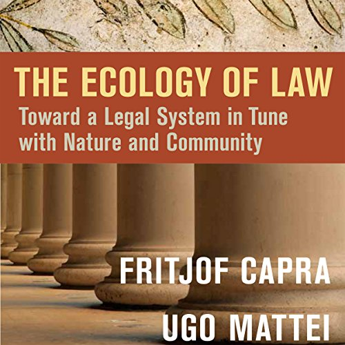 The Ecology of Law audiobook cover art