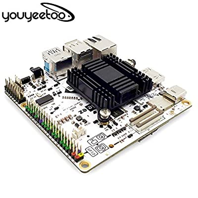 Youyeetoo Leez P710 six-core 64-bit Processor SBC Supports Three-Screen Display and Multi-Operating System IoT Development Board
