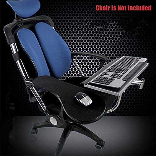 ✅The best mount setting for video gaming or working for long hours saving you from back pain ✅it can turn your comfortable chair into the most efficient workstation or entertainment center for video gaming or watching movie or working on any laptop/I...