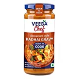 Made with choicest of ingredients and Indian spices, kadhai gravy will give you the authentic taste of the famous Indian gravy Now enjoy restaurant style kadhai gravy, in the comfort of your home with no added preservatives, synthetic colours and art...