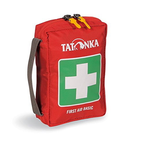 Tatonka First Aid Basic Trousse premiers secours Rouge