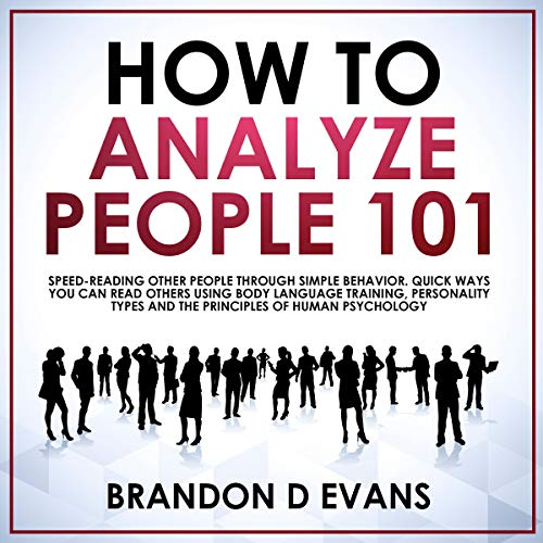 How to Analyze People 101 cover art