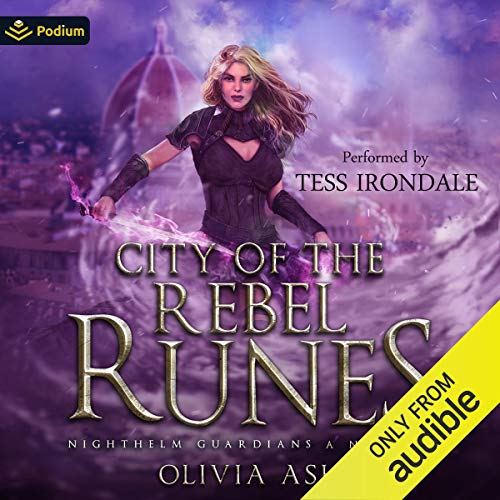City of the Rebel Runes cover art