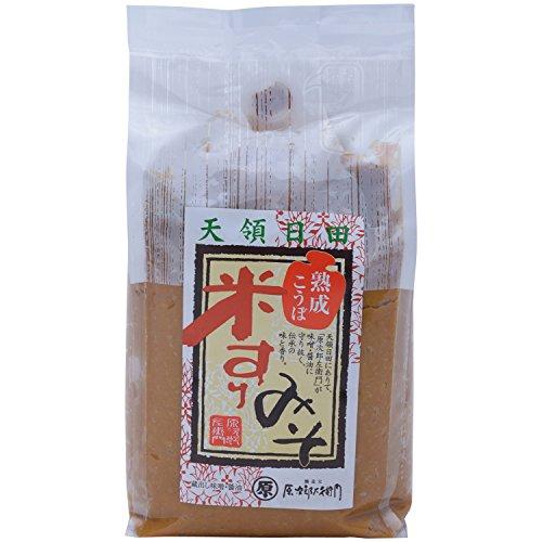 まるはら 米すり味噌 袋 1kg
