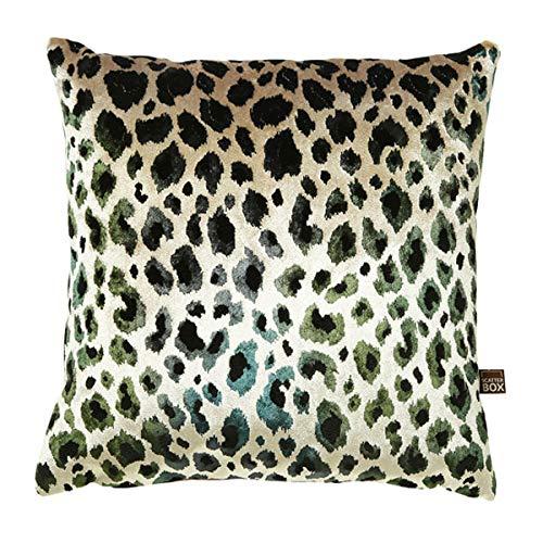 Scatterbox Cushion, Green, W43cm x L43cm (17')