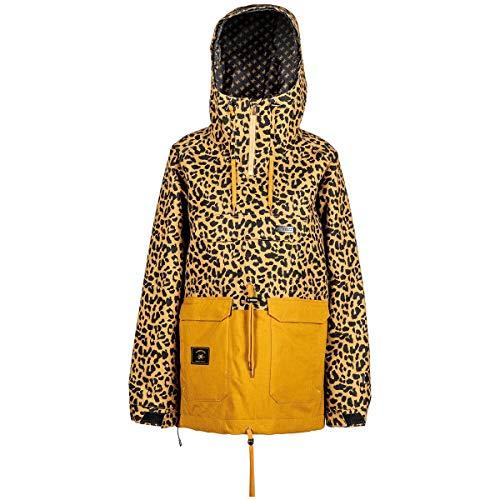 L1 Damen Prowler WJKT'20 Jacke, Cheetah/Tobacco, M