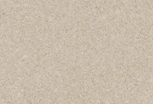 1 Paket (1,95m²) Korkboden zum klicken, Korkboden endversiegelt, Korkfertigparkett, Kork-Fußboden, Korkboden verlegefertig, Korkklickboden gefärbt, Korkfertigparkett creme gefärbt und endversiegelt - Vela creme natur