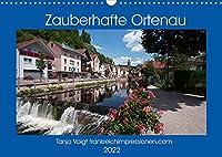 Zauberhafte Ortenau (Wandkalender 2022 DIN A3 quer): Die abwechslungsreiche Ortenau besticht mit pittoresken Doerfern und wunderschoener Landschaft (Monatskalender, 14 Seiten )