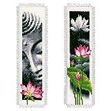 Vervaco Lesezeichen Buddha