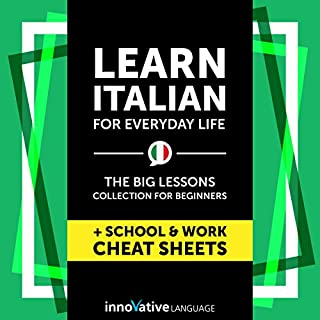 Learn Italian for Everyday Life cover art
