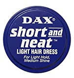 Dax Short & Neat Light Hair Dress 3.5oz