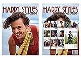 Harry Styles Calendar 2021 A3 + Harry Styles Fridge Magnet