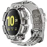 SupCase Funda Galaxy Watch Active 2 44mm [Unicorn Beetle Pro] Cubierta Protectora y Bandas de Correa...