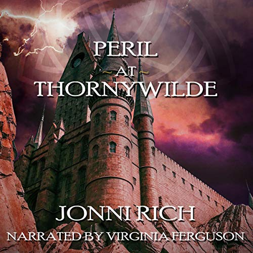 Peril at Thornywilde Audiobook By Jonni Rich cover art