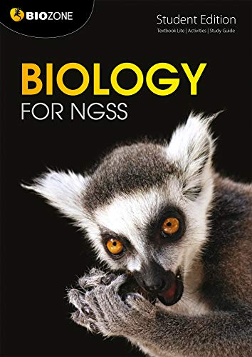 BIOZONE Biology for NGSS (2nd Ed)