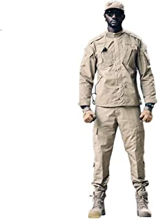 Bitifang Camouflage Suits for Men Air Force Flight Suits - Energy Concealing 2-Piece Hunting Suit - Includes Jacket & Pants