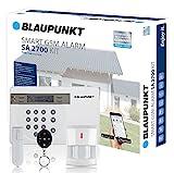 Blaupunkt Funk-Alarmanlage SA 2700 I Mit GSM-Modul I Sicherheitssystem...