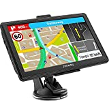 SAT NAV, Jimwey 16GB GPS Navigation System with 2020 UK/EU Maps, 7 Inch