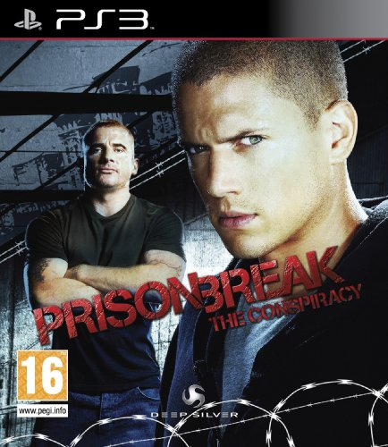 Prison Break: The Conspiracy (PS3) [Edizione: Regno Unito]