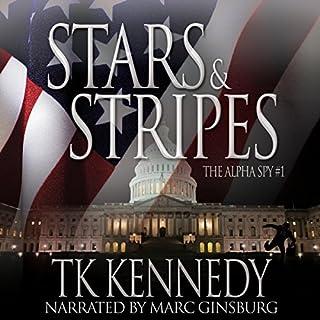 Stars & Stripes audiobook cover art