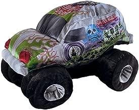 Monster Jam Grave Digger Soft Velour Plush Truck