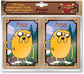 Adventure Time Card Wars Sleeve Jake