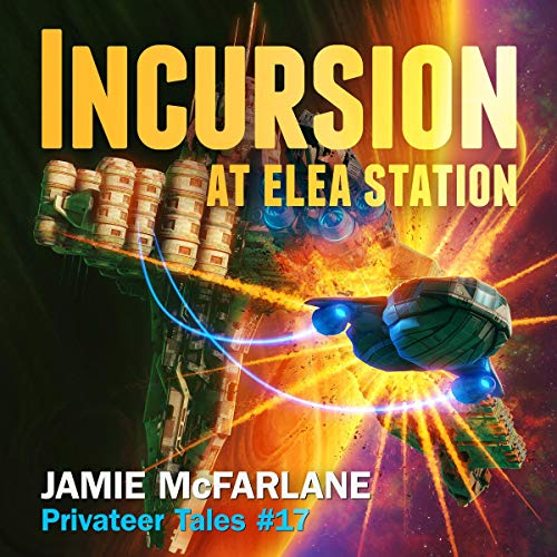 Incursion at Elea Station cover art