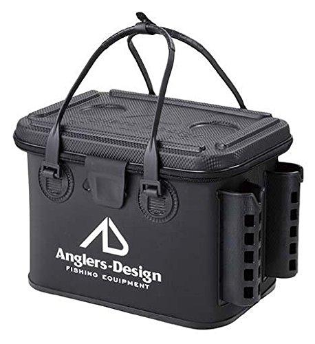 アングラーズデザイン(Anglers Design) ライトゲームバッカン ADB-35BK ブラック
