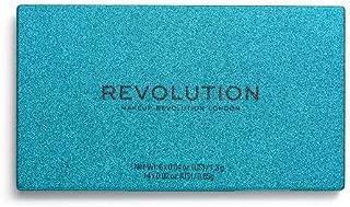 Makeup Revolution Precious Stone Shadow Palette Emerald, Multicolor, 16 g