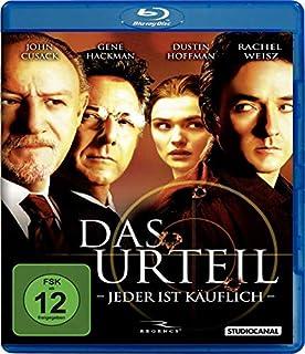 Das Urteil - Jeder ist käuflich [Blu-ray]