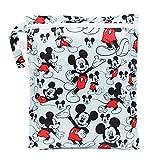 Bumkins Waterproof Wet Bag, Disney Washable, Reusable for Travel,...