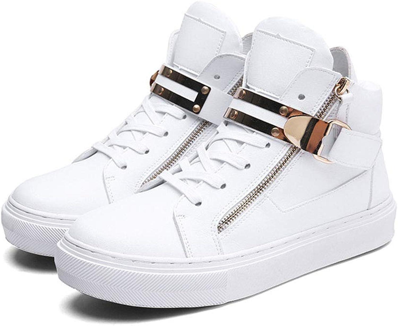 Sällsynta skor för män, superfiberskor med överdådigt överdådigt överdådigt tjockhudade skor, ökat skosnöre, nya europeiska och amerikanska  stora besparingar